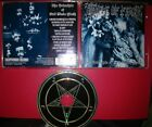 CRADLE OF FILTH EXTREMELY RARE FIRST PRESS T0 700 CD,deicide,danzig,slayer