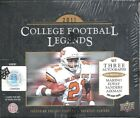 2011 Upper Deck College Football Legends Factory Sealed Hobby Box Marino AUTO ?