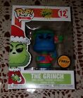 **CHASE** Funko Pop THE GRINCH