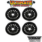 Steel Wheel Rim 15 inch Wheels Set of 4 for 97 05 Chevy Venture