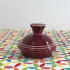Fiestaware Cinnabar Coffee Server Lid Fiesta Retired Replacement LID ONLY