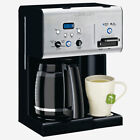 Cuisinart 12 Cup Programmable Coffee Maker with Hot Water System Lightning Deal
