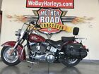 2010 Harley Davidson Softail 2010 Harley Davidson Softail Heritage Classic with only 7286 miles