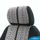 Coverking Saddle Blanket Custom Tailored Front Seat Covers For Ford F250