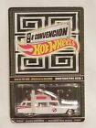 2015 Hot Wheels 8th Mexico Convention Ghostbusters Ecto 1 Limited to 4000pcs