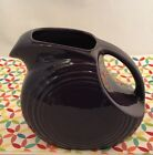Fiestaware Plum Juice Pitcher Retired Fiesta Dark Purple Small 28 oz Pitcher
