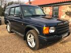 2001 Land Rover Discovery Td5 Manual on Air 18 alloys