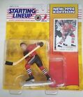 1994 STARTING LINEUP ACTION FIGURE with CARD JEREMY ROENICK BLACKHAWKS NIP