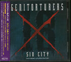 GENITORTURERS-Sin City 14tracks Rare Japan 1000 copies Limited Edition CD w/OBI
