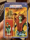Masters of the Universe ReAction Figure - Teela Goddess Mini Comic Version wave1
