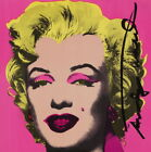 Andy Warhol Marilyn Monroe Giclee Art Paper Print Paintings Poster Reproduction