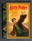 Harry Potter and the Deathly Hallows 7 by J K Rowling 2007 deluxe slipcase