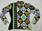 VERSACE Jeans Couture Italy Shirt T Art Logo Elephant Gianni Ethic Classic Vtg