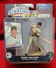 Starting Lineup 2 Todd Helton Colorado Rockies 2001  Mint To Mint