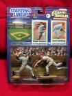 Starting Lineup Roger Clemens Curt Schilling Classic Doubles 2000 Mint Condition