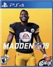Brand New Madden NFL 19 PS4 PlayStation 4 2018 2019 Ready to Ship Sealed