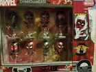 Deadpool collectibles figures/ chimichangas/ deadpool toys/ bobble head