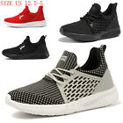 Kid Boy Girl Flykint Breathable Sneakers Running Trainers Athletic Gym Fishion