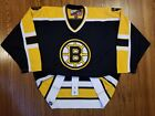 Boston Bruins Vintage Pro Player Authentic NHL Center Ice Jersey