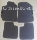 Toyota Corolla 1993-2018 Custom Fit Floor Mats Set