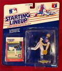 1988 STARTING LINEUP CHICAGO CUBS RICK SUTCLIFF FIGURE FIGURINE ~ EUC ON CARD