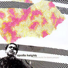 White Music for Black People * by Apollo Heights (CD, Oct-2007, Manimal Vinyl)