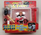1998 Hasbro Starting Lineup Pro Action Hockey Deluxe Martin Brodeur MOC
