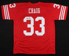 Roger Craig Cards, Rookie Card and Autographed Memorabilia Guide 37