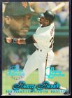 1997 FLAIR SHOWCASE BARRY BONDS ROW 1 LEGACY COLLECTION #5 100 GIANTS RARE SP