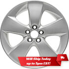 New Set of 4 17 Replacement Alloy Wheels Rims for 2010 2015 Toyota Prius