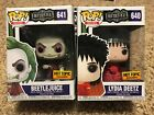 Funko Pop! Beetlejuice & Lydia Deetz *Hot Topic Exclusive* In Hand Ready To Ship