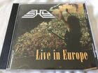 Shy - Live in Europe 1999 NEAT Import OOP HTF RARE CD England 80s Hair Metal