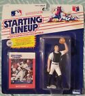 1988 MATT NOKES Detroit Tigers Rookie #33 - FREE s/h - Starting Lineup Kenner