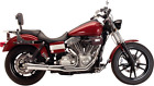 SuperTrapp Fat Shot 2 Into 1 Full Exhaust System Harley Davidson Dyna FXD 12 17