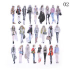 16-30pcsbag Fashion Girls Adhesive Paper Sticker Diy Diary Scrapbooking Deca Hk
