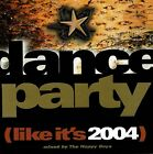 Dance Party (Like It's 2004) by The Happy Boys (CD,2004) Disc Only / No Case