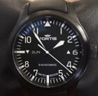 Fortis B-42 Flieger Black Automatic Limited Edition 655.18.91 L01
