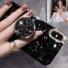 Bling Diamond Cute Star Clear Case Soft Rubber Cover For iPhone XS Max 8 7 6 XR