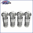 New Roller Lifter Tappets Set Of 4 For Harley Davidson Evo 1340cc 1984 - 1999