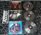 CD Lot ACCEPT Restless And Wild/Balls To The Wall/Metal Heart early pressings +