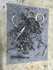 SUZUKI GSX600F KATANA 600 OEM ENGINE CASE BOLTS SCREW HARDWARE oem plates