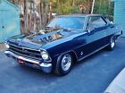 1967 Chevrolet Nova Hot Rod/Show Car/ Muscle Car/ Classic Car Beautiful Rust Free Chevy Nova 327/350 Turbo 350/10 Bolt Posy/ Show Condition!!