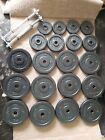 Bodymax weight plates and dumbbell bars 98kg