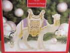 Lenox First Blessing Nativity STANDING CAMEL Amethyst  purple  NEW MIMB