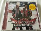 Beauvoir-Free - American Trash CD 2015 Frontiers NEW 80s Hair Crown of Thorns