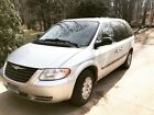 2005 Chrysler Town & Country for $900 dollars