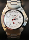 Rado DiaStar automatic model 658.0637.3 with integrated stainless steel bracelet