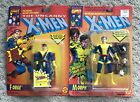 1992 TOY BIZ THE UNCANNY X MEN FORGE AND MORPH 1ST EDITIONS MARVEL COMICS