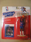 Starting Lineup 1988 NBA Edition - Isiah Thomas -  w/ collector card