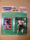 Starting Lineup 1997 NFL -Bryan Cox - Chicago Bears -w/ Collector Card